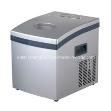 Ice Maker with Compressor, Making 15kgs Cube Ice in 24hours