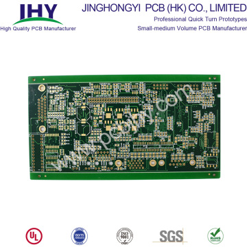 Carte PCB Gold Immersion FR4 à 6 couches