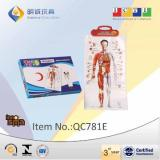 Electronic Educational Toy Body Mat