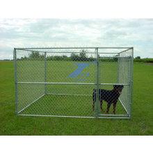 Ячеистая сеть звена цепи клетка для собак (ТС-LS97)