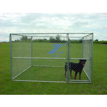 Chain Link Wire Mesh Dog Cage (TS-LS97)