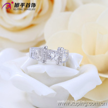 Xuping Jewelry Fashion Bridal CZ Ring