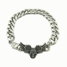 Bijoux en acier inoxydable Bracelet réglable en bijoux pour hommes