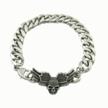 Stainless Steel Jewelry Men′s Jewelry Adjustable Bracelet