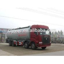 3 Achsen Treibstoff Auflieger LKW China chemischen Flüssigkeit Transport Sattelanhänger