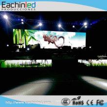 Le petit lancement visuel de pixel 2.5mm 1.9mm HD de HD a mené le mur visuel d'intérieur sur la vente