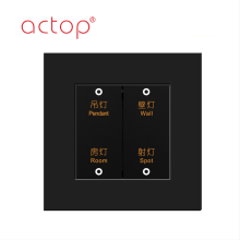 Actop Smart Hotel Mode Switches 2018