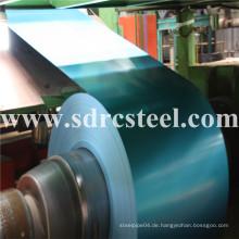 Farbige Aluminiumspule, Aluminiumplatte aus Baustoffen