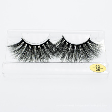 12 Years Experience for Lashes Wholesale Mink Lashes 3D 5D 25mm Mink Eyelashes Vendor