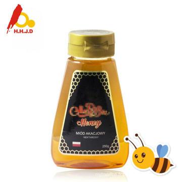 Avantages biologiques de miel d'abeille de Chaste