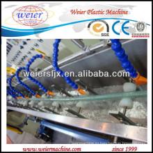 мягкого стального провода PVC производственная линия шланга