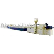ПЭ/ППР/ПВХ/деревянный профиль производственной линии