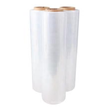 industrial ldpe shrink stretch pallet pe packing wrapping  packag jumbo stretch  film 20 micron jumbo roll stretch handfilm