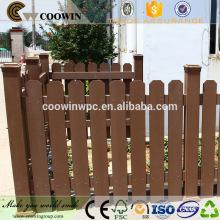 Poste de WPC pour la clôture, pergola de main courante