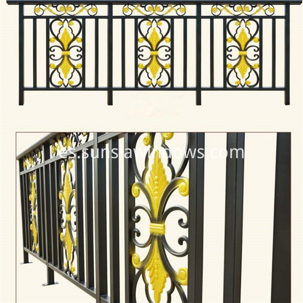 Aluminum Decorative Fencing