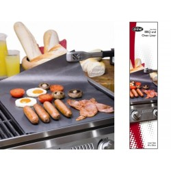 Ptfe Coated Fiberglass Non-stick Reusable BBq Grill Mat