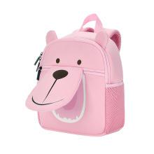Neoprene Backpack Animal Head  Kids bag Pack Animal Design For Primary School