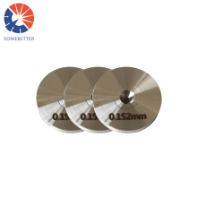 Nd Hole Size 0.10-0.20 Mm Natural Diamond High With Extrusion Mould Tungste Blanks Tungsten Carbide Copper Wire Drawing Die