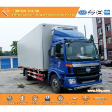 FOTON 4X2 Refrigerator Truck Carrier Best Selling