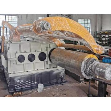 Máquina de corte de chapas de aço para aparelhos de alta velocidade