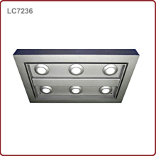Square LED Jewelry Panel Luz de techo (LC7236)