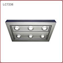 Plafonnier carré de panneau de bijoux de LED (LC7236)