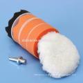 Car Polishing Sponge M14 Backing Buffing Plate Pad Kit w/ Drill Adapter