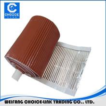 Self Adhesive Corrugated Aluminum Butyl Flahing Tape