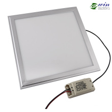 Panel de luz LED cuadrada impermeable con AC85-265V 12W