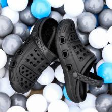 Wholesale 2021 Custom Slip Resistant Men Breathable EVA Clog Shoes