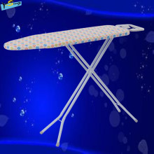 New Floribunda Ironing Board with Steam Iron Rest