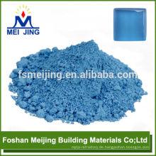 heißes Verkauf Vanadiumzirconblau-Pigment-Hochtemperaturpigment für die Herstellung des Kristallmosaiks