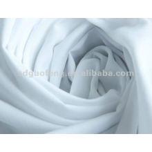 tela de popeline de cor múltipla popular tingida / impressão