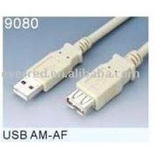 CABLE D'EXTENSION AM-AF USB2.0 (9080)