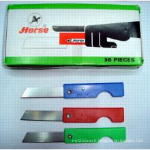 Poignée en plastique crayon couteau (BJ-PNF-022)