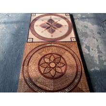 High Quality Round Shape Parquet /Engineered Flooring