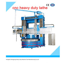 High precision cnc heavy duty lathe machine for hot selling