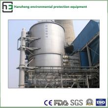Operação de dessulfuração e desnitrificação - Sistema de dessulfurização / desnitrificação