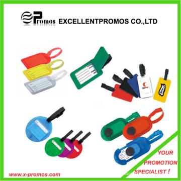 Advertising Top Quality Logo Printed Custom Luggage Tag (EP-G1016)