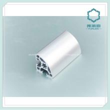 Perfil de aluminio certificado para línea de montaje
