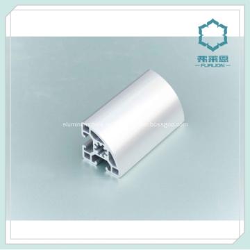 Perfil de aluminio de piezas de auto partes equipo mecánico