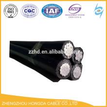 ABC Conducteurs, Aluminium avec isolation XLPE Câble 3CX 95sqmm + 1CX50sqmm