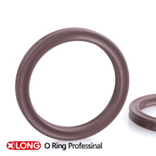 High Quality Elasticity Standard FKM Brown X Ring
