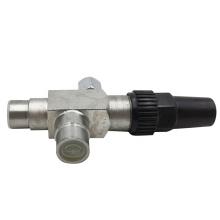 Compressor refrigeration compressor angle valves parts trane angle valve