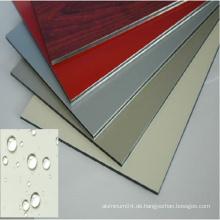 Nano-Beschichtung Aluminium Verbundplatte ACP