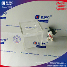 Luxury Transparent Acrylic Sweet Paper Box