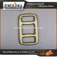 3030 4040 5050 drop forged one way lashing buckle