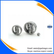 Estrutura auto-alinhante e tipo de bola Rolamento de esferas 1200 China