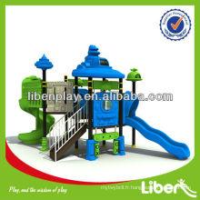 Bonne qualité Équipement de terrain de jeux en plein air facile à installer LE.SY.015 Assurance de qualité