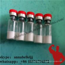 Bodybuilding Growth Hormone Peptides Mt-1 10mg Melanotan I pour bronzage de la peau